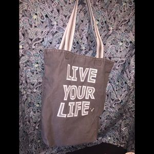 American Eagle Outfitters Distressed Everyday Tote